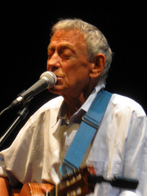 En concert à Samatan (Gers) sept 2008 Maia Alonso