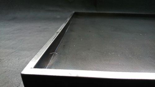 オーダー鉄板,注文鉄板,6㎜,12㎜,BBQ,コンロ,取っ手,吐き出し口,カセットコンロサイズ,重量級,溶接,図面,確認,お問い合わせ,アウトドア,キャンプ,こだわり