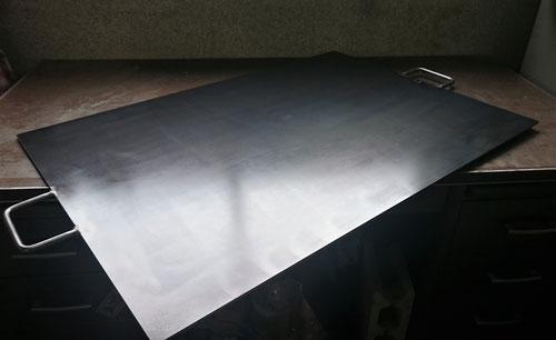 鉄板,大型,イベント,イベント用,オーダー鉄板,お祭り,屋台,昭和屋工業,オサエちゃん