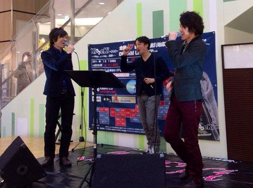 2014/02/23 DREAM LIVE at イオンモールかほく