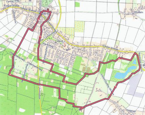 11 km
