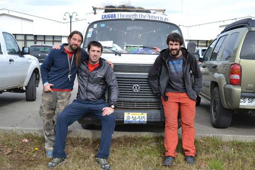 El equipo ibérico