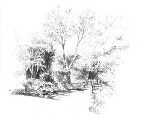 Jardin de Stéphane Marie