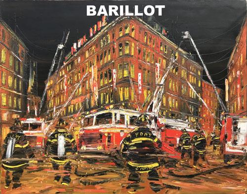 Peinture de Pierre Barillot