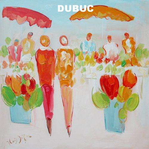 Peinture Dubuc