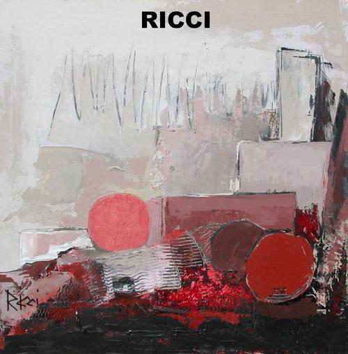 Peinture Louisa Ricci artiste peintre