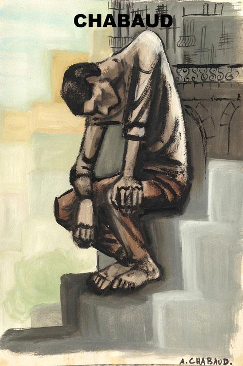 Peinture de Chabaud
