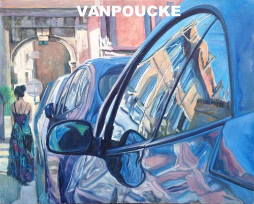 Peinture Andreas Vanpoucke Artiste peintre Réalisme poétique