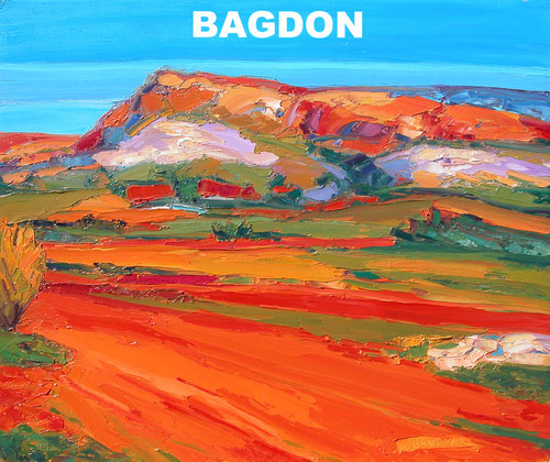Peintre Bagdon