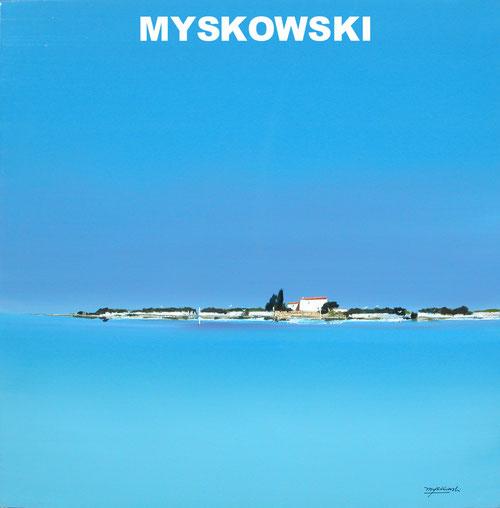 Peinture Jean-Luc Myskowski Artiste peintre