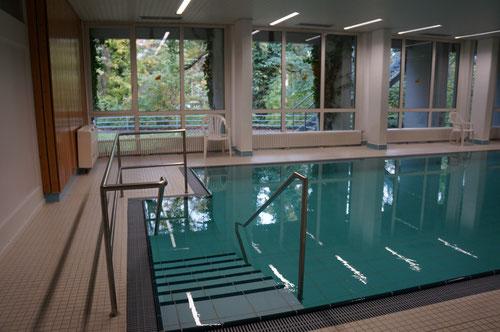 Unser Becken im Augustinum in Braunschweig