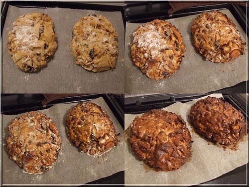 recette pain sucre de noel
