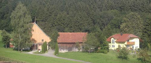 Wildhof Hildegrund - seit 1988 -