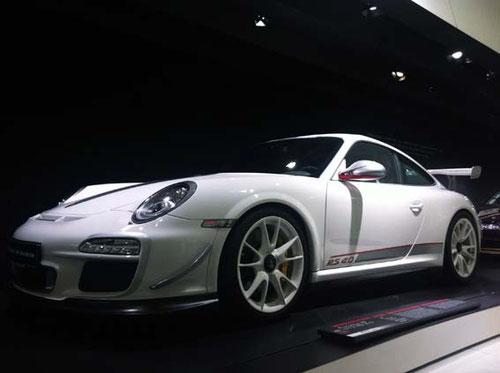 Porsche Museum | Eines der Ausstellungsstücke