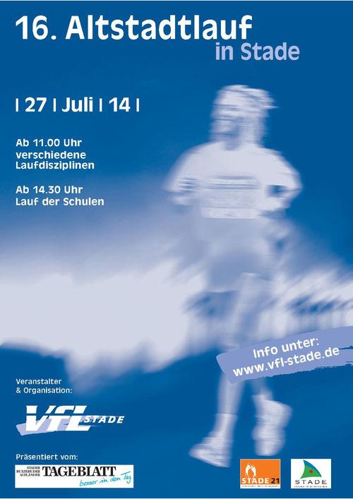 16. Altstadtlauf 2014