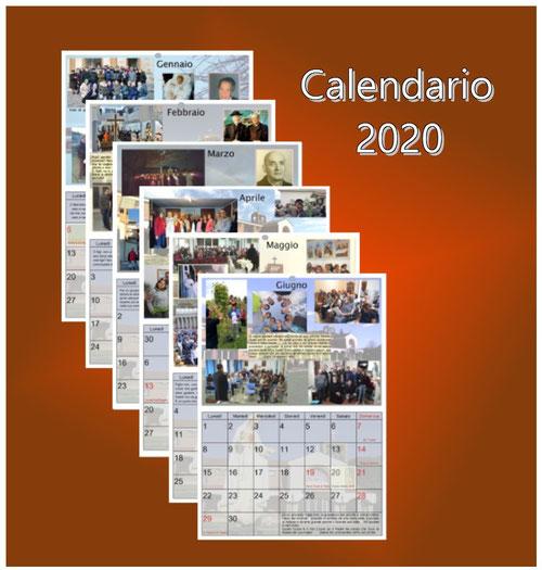 Calendario Betania Santuario mariano
