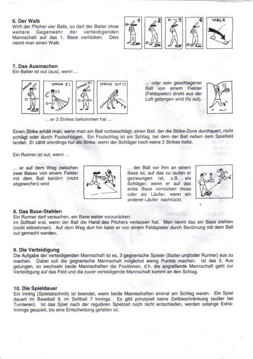 Baseball Regeln 2
