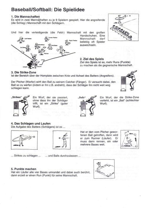 Baseball Regeln 1