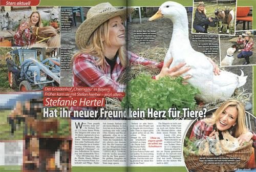 """aus """"Frau aktuell"""" - Nov. 12 - Schneider Press / Erwin Schneider"""