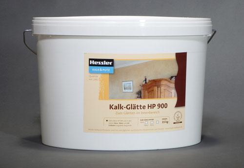 HP 900, Naturkalk Glätte, Hessler Kalk