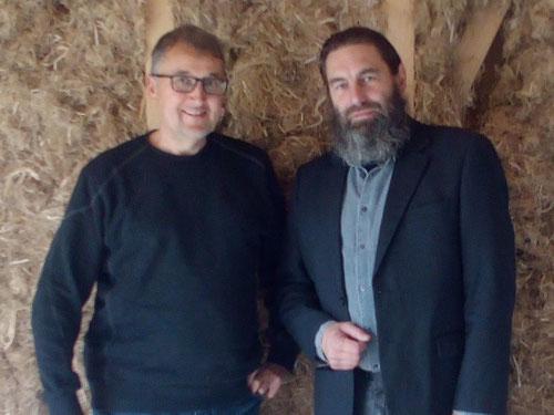 Bernd Digeser und Rainer Nowotny
