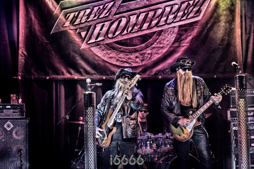 Trez Hombrez - ZZ Top coverband