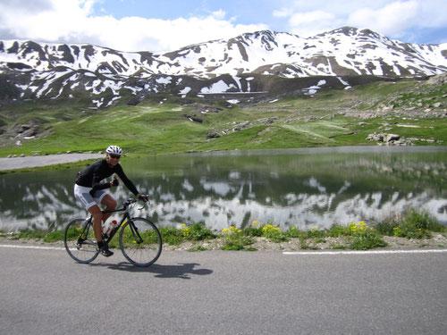 Stage montagne - Cyclisme - Matthieu PAPIN