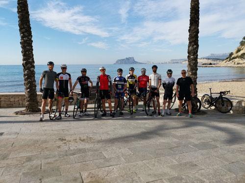Camp d'entraînement Costa Brava - Platja d'Aro  avec FTC SPORT