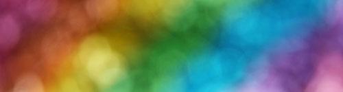 Fantasie & Wirklichkeit Fotografien und Gedichte Kathrin Steiger Regenbogen Regenbogenfarben bunt glitzer traum verträumt