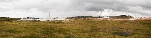 Site géothermique de Gunnuhver