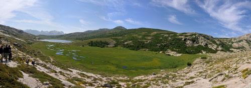 Lac de Ninu - Corse (2B) - juillet 2013