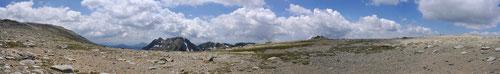 Au sommet du Rinosu - Corse (2B) - juillet 2013
