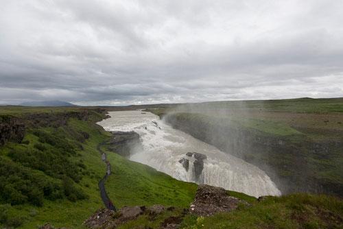 Gullfoss - Islande - 15/07/2014