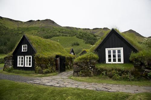 Musée folklorique de Skógar - Islande - 17/07/2014