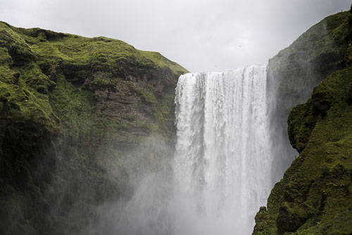 Skógafoss - Islande - 17/07/2014