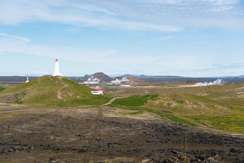 Phares de Reykjanes - 31/07/2014