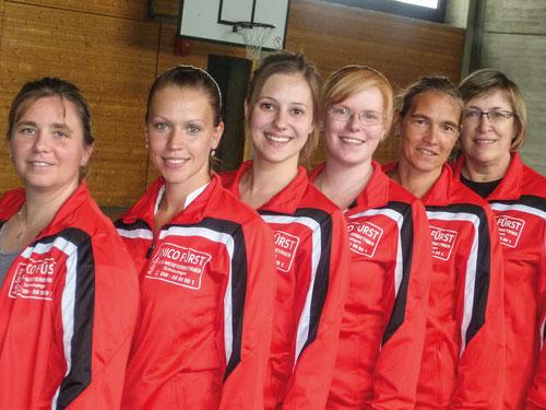 TSV 1866 Schonungen - Turnen - Trainerinnen