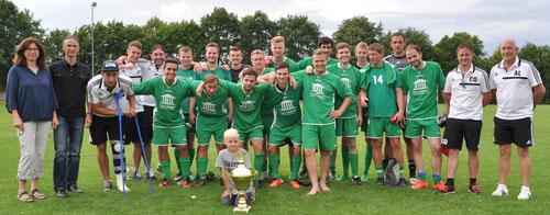 TSV 1866 Schonungen - Sieger Großgemeindepokal 2015