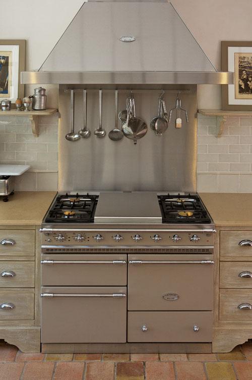Cuisine en inox vente et installation r novation du for Dosseret cuisine inox
