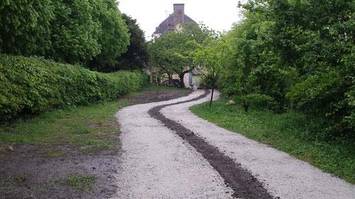 Création chemin d'accés
