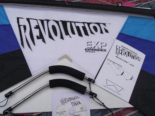 Rev. EXP mit Zubehör