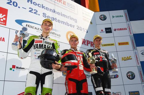 2. Platz auf dem Hockenheimring