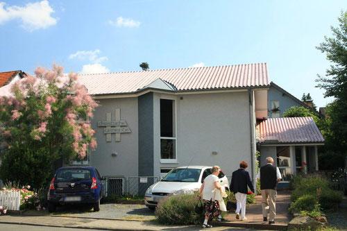 Unser Gemeindehaus