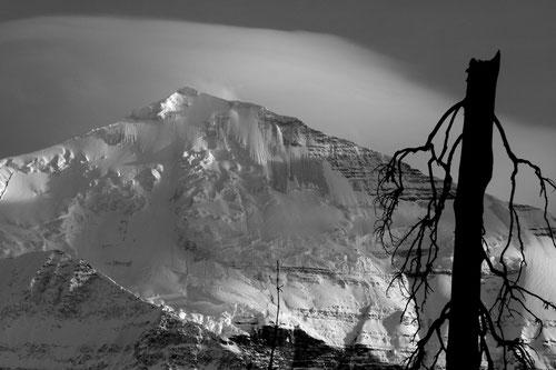 Mt.Clemenceau N face