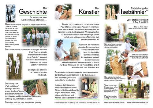 Broschüre Innenseite (Herstellung www.maag-isch.ch)