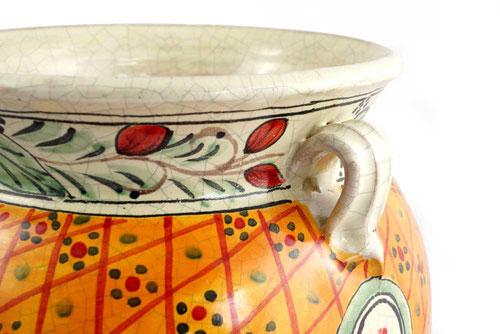 Rustikale Keramik