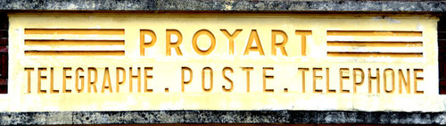 "Ancienne 'Poste"" de Proyart"