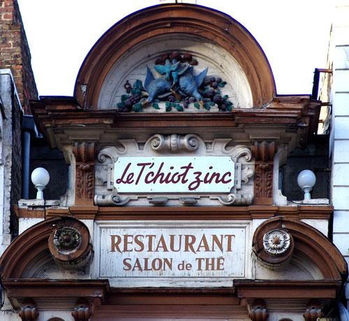 Amiens- Le T'chiot Zinc