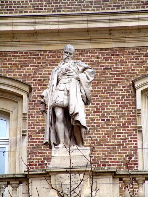 François de Blayries, échevin- Hôtel de Ville- Amiens