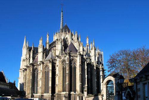 Chevet de la Cathédrale Notre-Dame d'Amiens